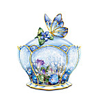Lena Lius Butterfly Gardens Music Box Collection