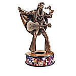 Elvis Presley A Legend On Stage Sculpture Collection A Legend On Stage Sculpture Collection
