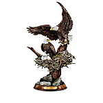 Cam-Inspired Bald Eagle Sculpture Collection