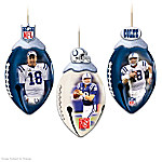 NFL Indianapolis Colts FootBells Ornament Collection 903049