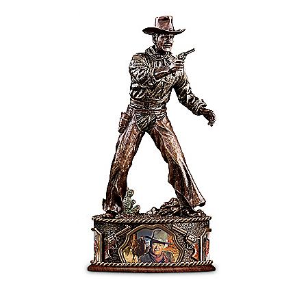 John Wayne Sculpture Collection: American Hero