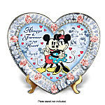 Disney Together Forever Collector Plate Collection