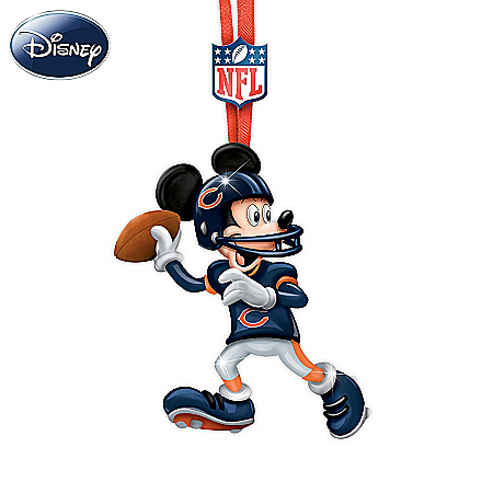 NFL Chicago Bears Disney Ornament Collection: Bears Magic