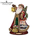 Thomas Kinkade Season Of Harmony Christmas Figurine Collection