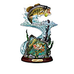 Largemouth Bass Sculpture Collection