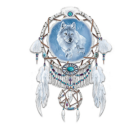Dreamcatcher Wall Decor Collection: Sentinels Of The Spirit
