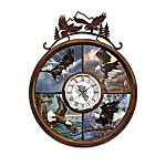 Majestic Moments Wall Clock Collection