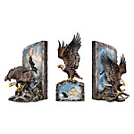 Bookend Collection: Majestic Eagle Bookends Collection