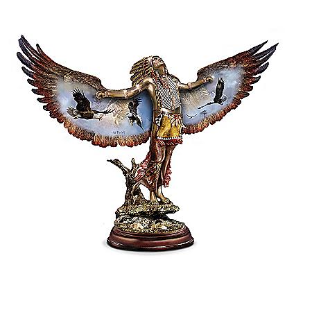 Sculptures: Soaring Spirits Sculpture Collection