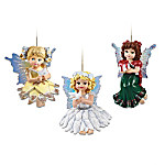 Fairy Magical Holidays Ornament Collection
