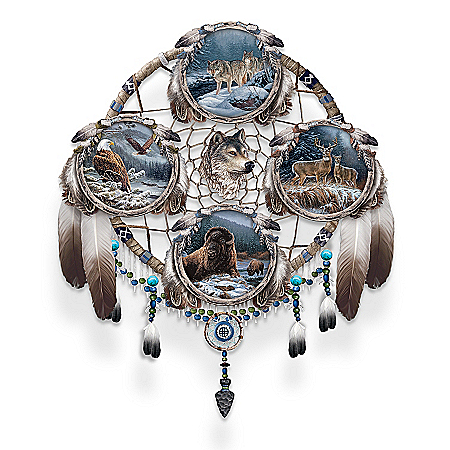 Wall Decor: Spirits Of The Wild Wall Decor Collection