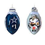 FootBells Ornament Collection - NFL Dallas Cowboys