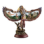 Sculptures - Spirit Of The Warrior Sculpture Collection