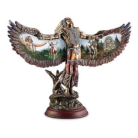 Sculptures: Spirit Of The Warrior Sculpture Collection