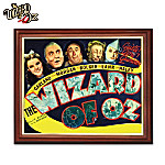 The Wizard Of Oz Canvas Print Collection