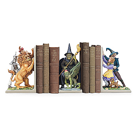 Bookends: The Wonderful Wizard Of Oz Bookends Collection
