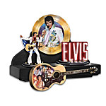 Sculpture - Elvis Presley - Showcase Of The King Sculpture Collection