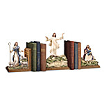 Jesus Always With Me Bookends Collection