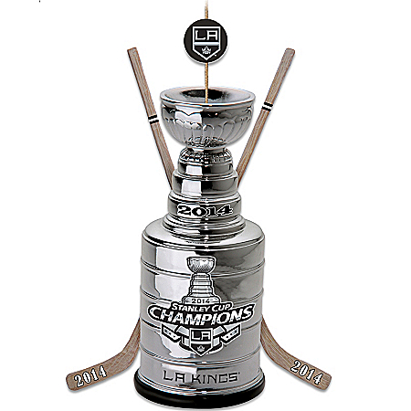 Ornaments: Los Angeles Kings® Stanley Cup® Champions Ornament Collection 903915
