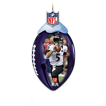 NFL Baltimore Ravens FootBells Ornament Collection 903947