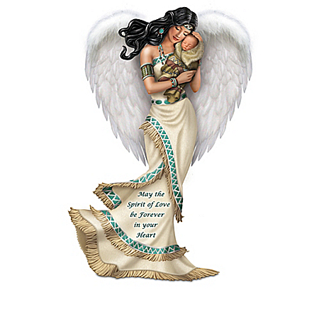 Spirit Of Eternal Love Handcrafted Sculpture Collection