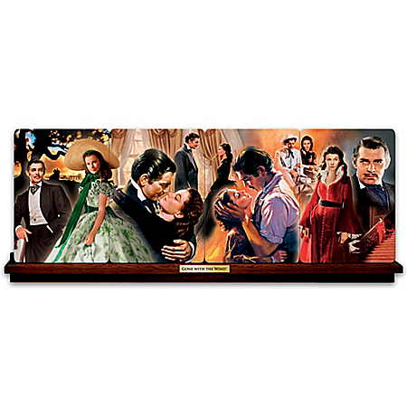 Timeless Passion: GONE WITH THE WIND Collector Plate Collection