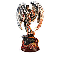 Archangels Of The Divine Word Handcrafted Sculpture Collection