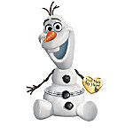 Disney FROZEN Olaf Music Box Collection - Plays Do You Want To Build A Snowman
