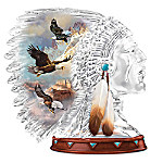 Ted Blaylock Spirits In The Wind Bald Eagle Sculptures Collection
