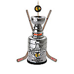 Chicago Blackhawks 2015 Stanley Cup Champions Ornament Collection