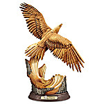 Soaring Splendor Eagle Sculpture Collection
