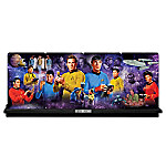 The Exploration Continues STAR TREK Collector Plate