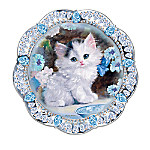 Purr-fect Jewels Plate