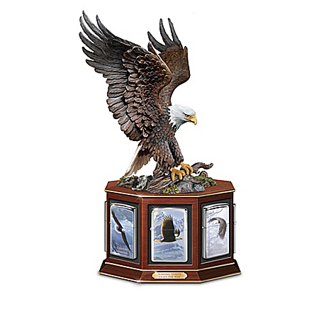 Soaring Spirits Light The Way Eagle Zippo® Lighter Collection
