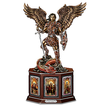 Guardians Of His Will Archangel Michael Zippo® Lighter Collection