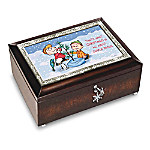 PEANUTS A Charlie Brown Christmas Heirloom Music Box Collection