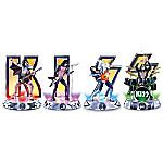 KISS Destroyer Illuminated Figurine Collection