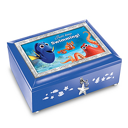 Disney PIXAR???S FINDING DORY Heirloom Music Box Collection