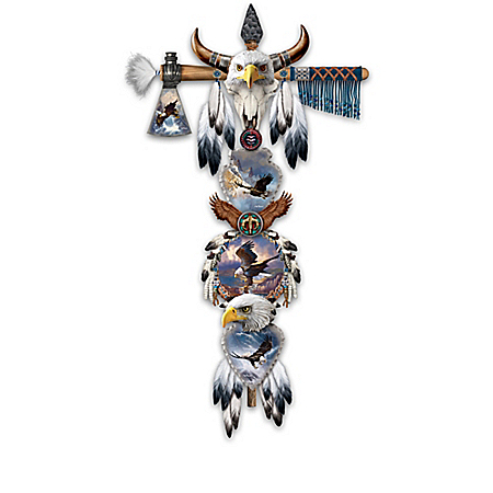 Ted Blaylock Journey Of The Spirit Eagle Wall Decor Collection