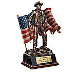 John Wayne - American Cold-Cast Bronze Sculpture Collection