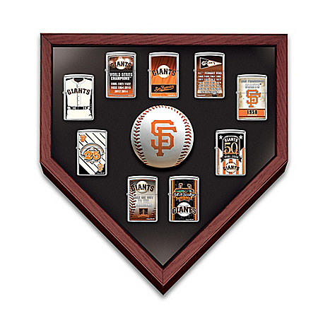 San Francisco Giants™ Zippo® Windproof Lighter Collection