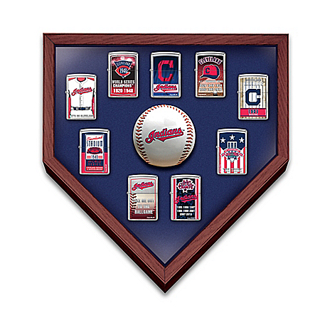 Cleveland Indians™ Zippo® Windproof Lighter Collection