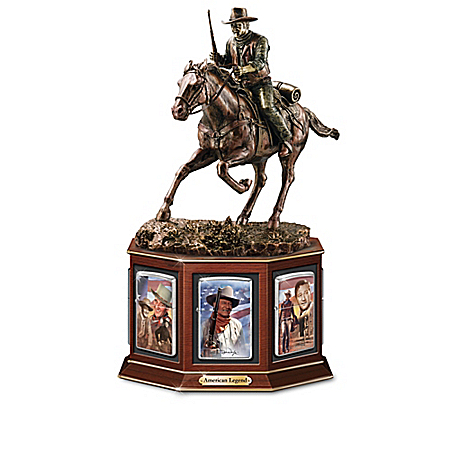 John Wayne American Cowboy Legend Zippo® Lighter Collection