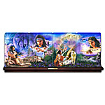 Robin Koni Summoning Of The Spirits Panorama Collector Plate Collection