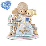 Precious Moments Collectibles Precious Moments My Blessed Granddaughter Figurine Collection