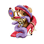 Charming Tails Hats Off To Fun Collectible Mouse Figurine Collection