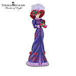 Thomas Kinkade Portraits Of Style Through The Year Stylish Women Figurine Collection