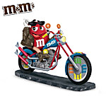 M&M'S Character Motorcycle Figurine Collection: One Sweet Ride