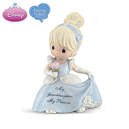 Precious Moments Precious Princess Granddaughter Figurine Collection