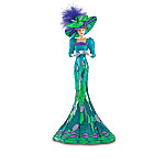 Victorian Tea Party Fashion Figurine Collection: Louis Comfort Tiffany Style Penis